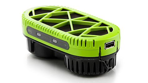 Schwedische Firma präsentiert mobile Brennstoffzelle (Bild: Myfuellcell.se)