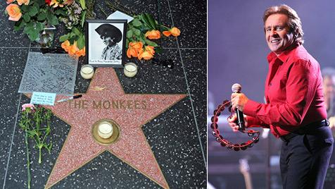Monkees-Sänger Davy Jones mit 66 Jahren gestorben (Bild: EPA)