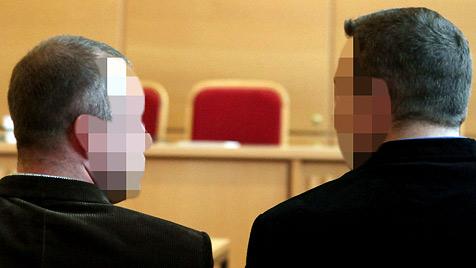 Bedingte Haft für Ex-Funktionäre der NVP (Bild: APA/RUBRA)