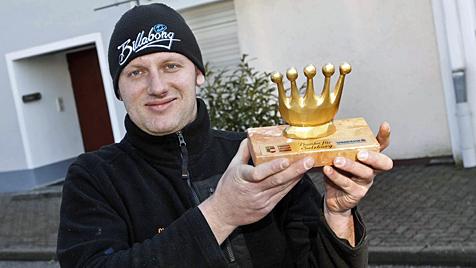 Mutiger Lackierer stellt in Salzburg Auto-Einbrecher (Bild: Markus Tschepp)