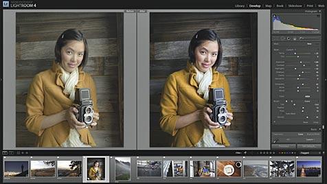 """PC und Mac: Adobe veröffentlicht """"Lightroom 4"""" (Bild: Adobe)"""