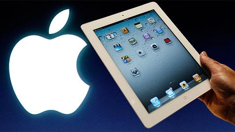 Apple untersucht offenbar WLAN-Probleme beim iPad (Bild: dapd, EPA, krone.at-Grafik)