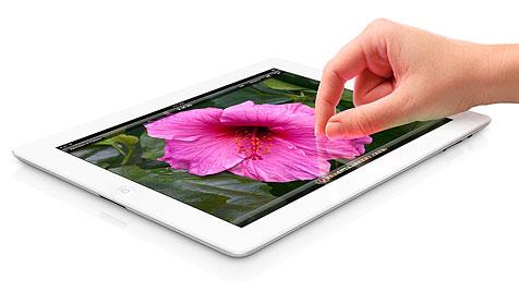 Apple stellt neues iPad mit Retina-Display und LTE vor (Bild: Apple)