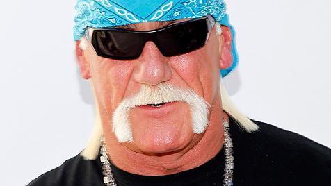 Hulk Hogan weiß nicht, wer die Frau am Sextape ist (Bild: dapd)