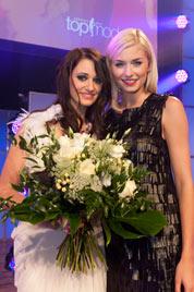 Antonia Hausmaier ist 'Austria's next Topmodel' (Bild: PULS 4/Nick Albert)