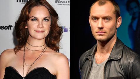 Jude Law angeblich frisch verliebt in Kollegin Ruth Wilson (Bild: AP, EPA)