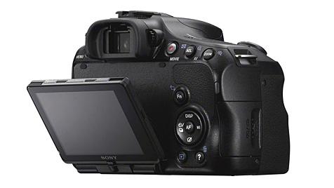Sony kündigt neue Einsteiger-Spiegelreflex an (Bild: Sony)