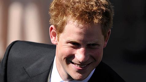 Prinz Harrys Neue sieht aus wie die Alte (Bild: AP)