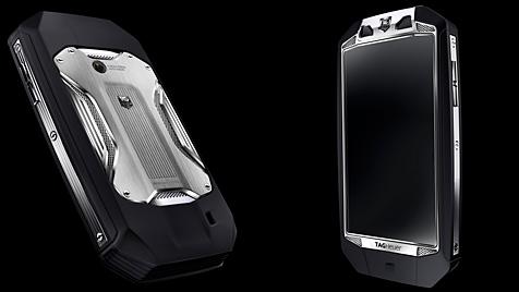 "TAG Heuer kündigt Luxus-Smartphone ""Racer"" an (Bild: Tag Heuer)"