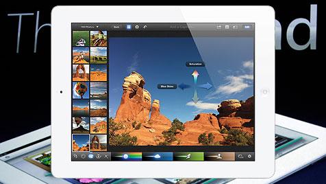 Apple: Neues iPad wird nicht wärmer als erlaubt (Bild: Apple, dapd)