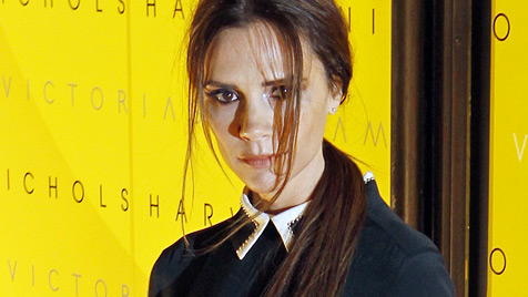 Victoria Beckham litt an postnataler Depression (Bild: dapd)