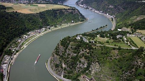Flusskreuzfahren boomen: R(h)ein ins Vergnügen (Bild: EPA)