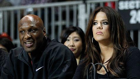 Khloe Kardashians Mann hat genug vom Reality-TV (Bild: dapd)