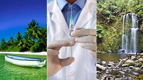 Diese Impfungen brauchst du für deinen Urlaub (Bild: thinkstockphotos.de)