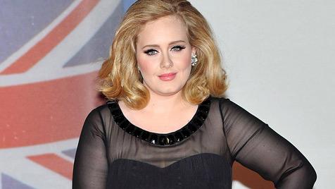 Sängerin Adele erwartet ihr erstes Kind (Bild: EPA)