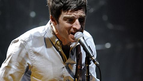 The Killers und Noel Gallagher spielen beim Frequency (Bild: dapd)