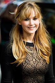 Jennifer Lawrence: Drei heiße Looks an einem einzigen Tag (Bild: dapd)