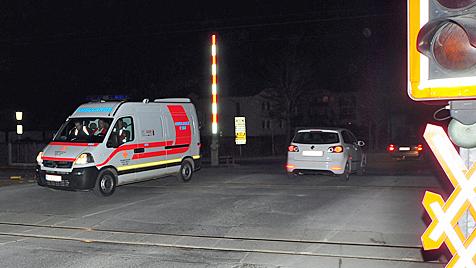 40-Jähriger im Pinzgau von Zug erfasst und getötet (Bild: APA/AKTIVNEWS)