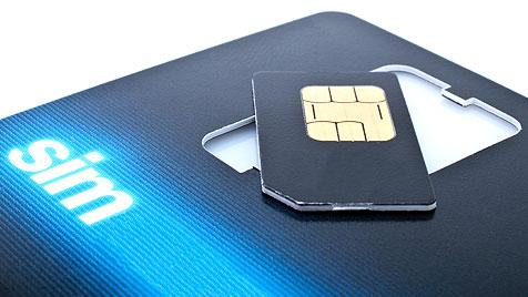 Apple will Patente für neue Nano-SIM gratis anbieten (Bild: thinkstockphotos.de)