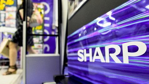 Aktie fällt weiter: Sharp gerät immer mehr unter Druck (Bild: EPA)