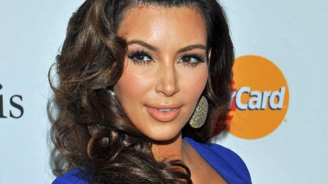 "Kim Kardashian will ""Beckingham Palace"" kaufen (Bild: AP)"