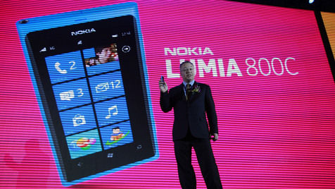 Nokia startet Smartphone-Offensive in China (Bild: AP)