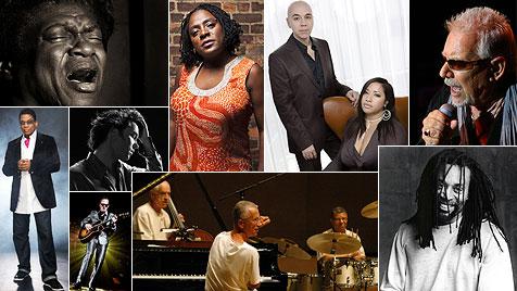 Jede Menge Stars ab 25. Juni beim Jazz Fest Wien (Bild: viennajazz.org)