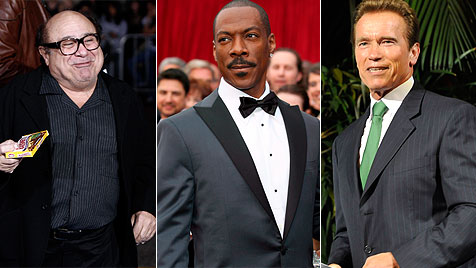 """Schwarzenegger plant Fortsetzung von """"Twins"""" (Bild: AP)"""