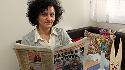 """Tochter des Arsen-Opfers: """"War allein auf weiter Flur"""" (Bild: Klemens Groh)"""