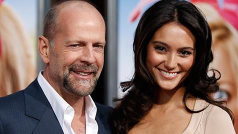Bruce Willis ist zum vierten Mal Vater geworden (Bild: dapd)
