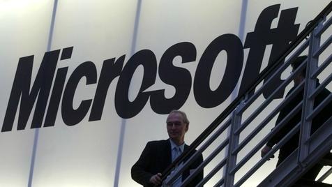 Patentstreit in D: Microsoft verlagert Logistik ins Ausland (Bild: Timm Schamberger/dapd)