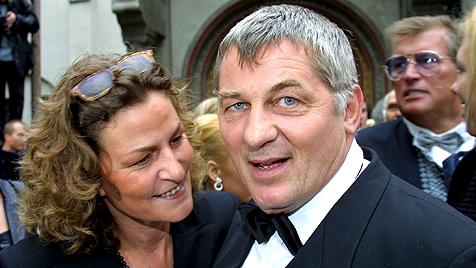 TV-Liebling Heinz Hoenig trauert um Gattin Simone (52) (Bild: dapd)
