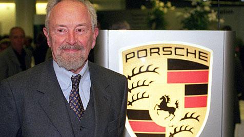 Ferdinand A. Porsche mit 76 Jahren gestorben (Bild: dpa/dpaweb/dpa/A2931 Bernd Weissbrod)