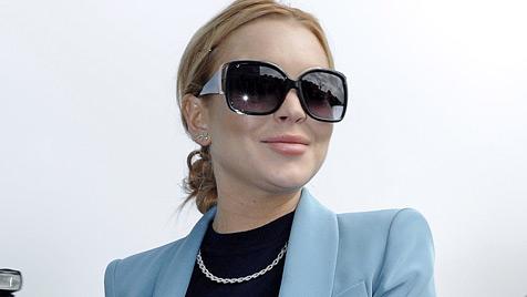 Lohan verscherbelt angeblich ihre Designerkleidung (Bild: EPA)