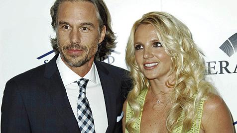 Britneys Verlobter soll weiterer Vormund werden (Bild: AP)