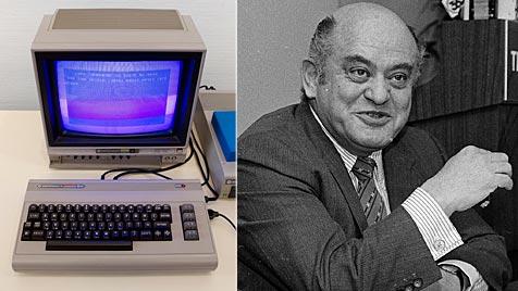 C64-Vater Jack Tramiel mit 83 Jahren gestorben (Bild: Joerg Sarbach/dapd, AP)