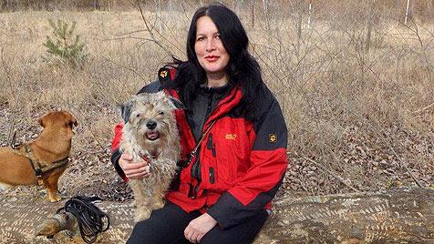Ulli Reichmann hilft kostenlos Menschen mit Hundeangst (Bild: Ulli Reichmann)