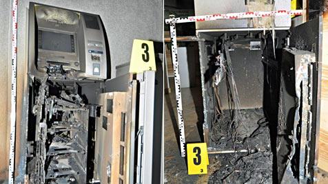 Polizei zerschlägt in NÖ fünfköpfige Bankomatbande (Bild: SID NÖ)