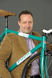Zurückgeradelt: Silvia Hackl und Co. lieben das Puch-Rad (Bild: © Gerhard Nohava/Faber GmbH)
