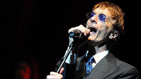 Bee-Gees-Sänger Robin Gibb liegt im Koma (Bild: EPA)
