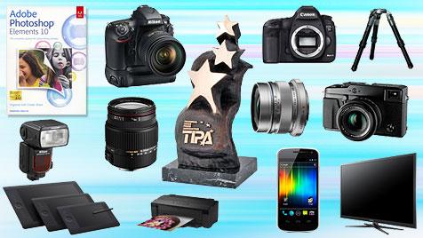 Das sind die besten Kameras für jeden Geschmack (Bild: tipa.com, Hersteller, krone.at-Grafik)