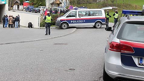 """Lokalaugenschein eineinhalb Jahre nach Prügelattacke (Bild: """"Krone"""")"""