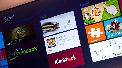 Spekulationen um eigenes Windows-Tablet von Microsoft (Bild: dapd)