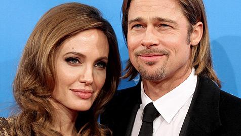 Vote mit! Wo treten Angelina und Brad vor den Traualtar? (Bild: AP)