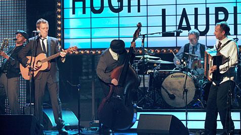 "Hugh ""Dr. House"" Laurie kommt für Konzert nach Wien (Bild: APA/dpa/Patrick Seeger)"