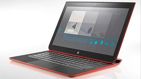 Intel zeigt die Zukunft der Ultrabooks (Bild: Intel)