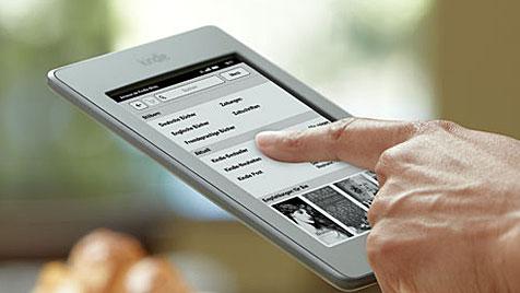 Amazon zieht Start der neuen Kindle-Lesegeräte vor (Bild: Amazon)