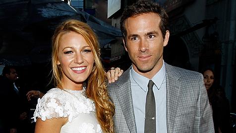 Blake Lively und Ryan Reynolds ziehen zusammen (Bild: dapd)