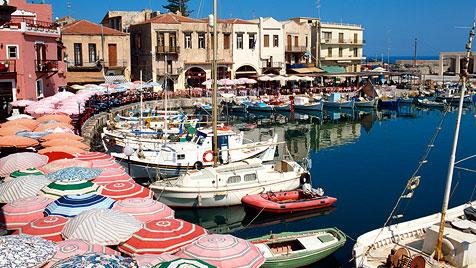 Faszination Kreta: Eine Insel für jede Jahreszeit (Bild: thinkstockphotos.de)