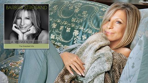 Zum 70er: Neue CD mit den Hits von Barbra Streisand (Bild: Sony Music)